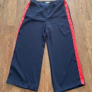 Biden Womens sz 14 clean sailor pants polyester